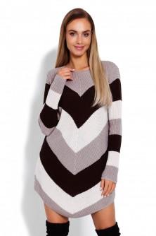 Ilgas megztinis PeeKaBoo