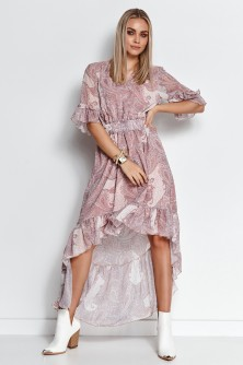 Laisvalaikio suknelė Makadamia