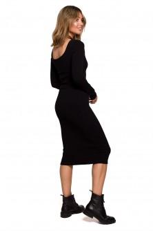 Dress Sukienka Model B207 Black - BE