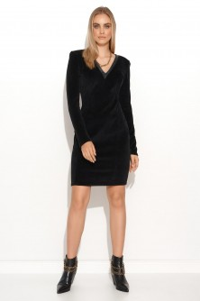 Dress Sukienka Model M697 Black - Makadamia