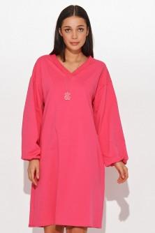 Dress Sukienka Model NU364 Amarant - Numinou