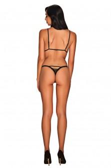 Komplet Model Romanesa Black - Obsessive